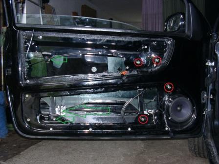 Automatische Fensterheber Kaputt Renault Modus Fensterheber